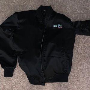 Jackets & Coats - 5 Seconds Of Summer Bomber Jacket